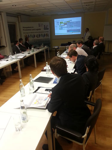 IPL-Tagung: Bestände = Maßzahl für Prozesskompetenz im Unternehmen
