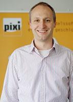 Dirk Haschke, Geschäftsführer der mad geniuses GmbH