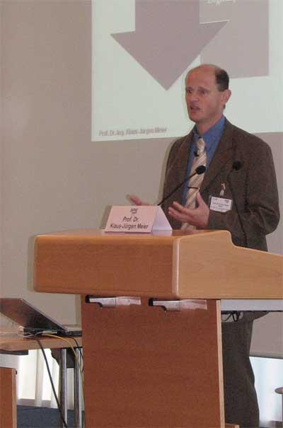 Prof. Dr. Klaus-Jürgen Meier