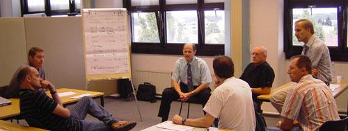 Abb. 1. :  Inhouse-Schulungsprogramm  bei IPL